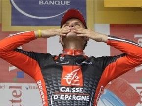 Тур Де Франс: Санчес виграв восьмий етап супербагатоденки