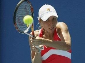 Будапешт WTA: Олена Бондаренко не змогла вийти у фінал