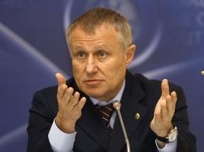 Євро-2012: Суркіс закликав польських чиновників з повагою ставиться до України