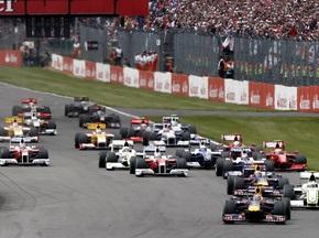 Гран-прі Німеччини: Веббер показав кращий час у першій практиці
