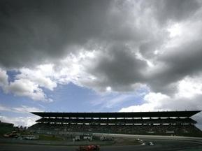 На Гран-прі Німеччини очікується дощ кожен день