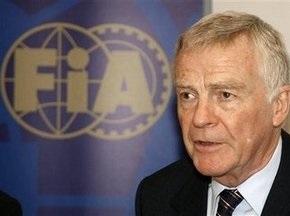 FIA вимагає прискорити створення регламенту на наступний сезон