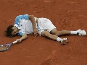 Во Франции умер 24-летний теннисист