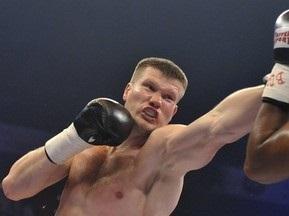 Наставник Димитренко уверен, что украинец оправится от поражения