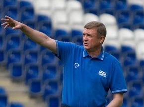 Безсонов: Наша мета - вихід до Ліги Чемпіонів і фінал Кубка України