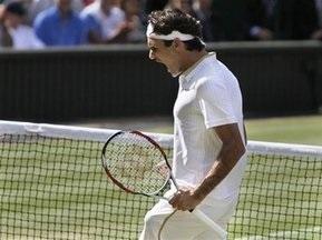 Федереру в шестой раз покоряется Wimbledon