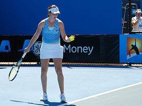 Теннис: Украинка в паре с сестрой Милевского выиграла турнир в Польше