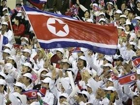 Північна Корея вдячна Кім Чен Іру за потрапляння на ЧС-2010 з футболу