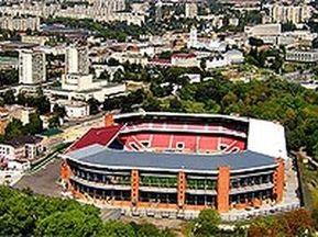 ФФУ утвердила стадион в Сумах