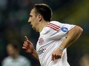 Рібері відмовився продовжити контракт із Баварією