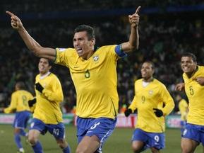 Бразилія очолила рейтинг FIFA, Україна, як і раніше, дев ятнадцята