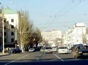Евро-2012: В Донецке появятся уличные туалеты