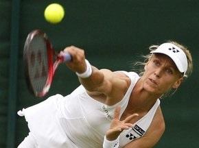 Wimbledon: Дементьєва оформила перемогу над Скьявоне
