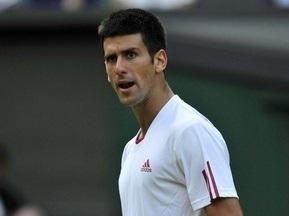 Wimbledon: Джокович вышел в четвертьфинал