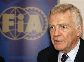 Мослі: Федерації по усьому світі хочуть мого переобрання