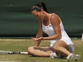 Wimbledon: Янкович покидает турнир