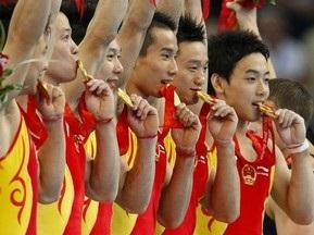 Олімпійська збірна Китаю визнана найкращою командою року