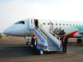 Windrose запустила рейс Львов-Москва-Львов