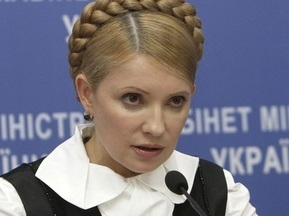 Тимошенко бере під свій контроль будівництво всіх об єктів Євро-2012