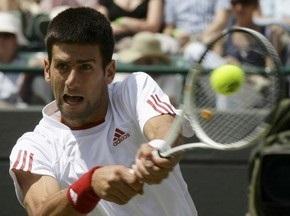 Wimbledon: Джокович незадоволений своєю грою
