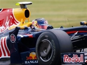 Босс Red Bull: Сегодня мы были очень быстры