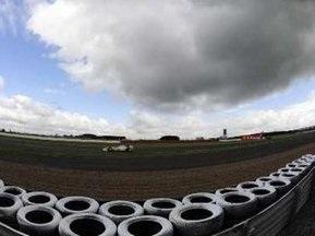 Гран-прі Великобританії: Опадів під час перегонів не буде