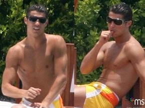 Роналдо породил моду на обтягивающие шорты