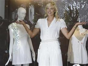 Для Шарапової створили сукню із вбудованим Bluetooth