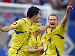 Сегодня годовщина первой победы сборной Украины на Мундиале