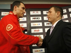 Бой между Кличко и Чагаевым состоится