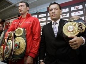 Бой Кличко - Чагаев соберет рекордное количество зрителей