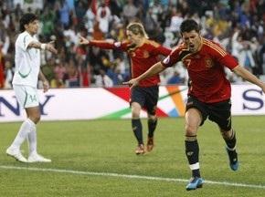 Кубок Конфедераций: Испания минимально обыграла Ирак