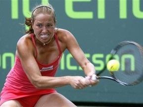 Хертогенбош WTA: Катерина Бондаренко поступилася Хантуковій
