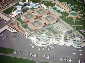 Сьогодні відбудеться презентація нової злітно-посадкової смуги в аеропорту Київ