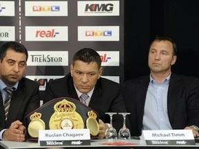 Тренер Чагаєва: Шанси у суперників рівні