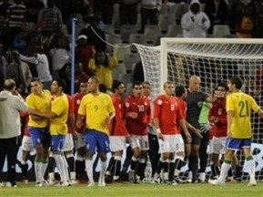 Єгипет опротестує матч з Бразилією