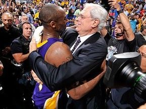 Лейкерс становятся Чемпионами NBA