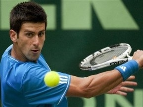 Джокович вийшов у півфінал Gerry Weber Open-2009
