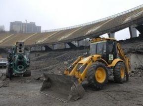 На НСК Олімпійський восени почнуть монтаж крівлі