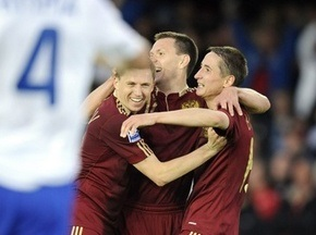 ЧС-2010: Росія - найкраща серед других команд Європи