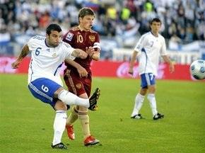 ЧМ-2010: Россия на выезде громит Финляндию