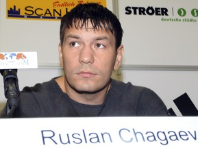 WBA запрещает Чагаеву драться с Кличко