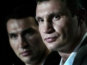 Володимир Кличко: Ніколи не буду битися з Віталієм
