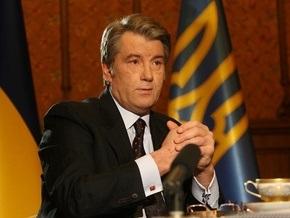 Ющенко раскритиковал действия Тимошенко в экономической сфере