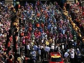 У Франції організують Тур де Франс для ув язнених