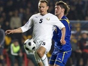 Нападник збірної Казахстану не зіграє проти України