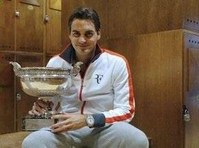 Фотогалерея: Roland Garros підкоряється Федереру