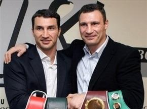 Братья Кличко будут драться между собой, если разрешит мама