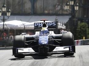 Гран-прі Туреччини: Росберг виграв першу практику