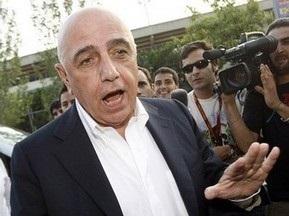 Галліані: Відхід Кака пов язаний з фінансовими проблемами клубу